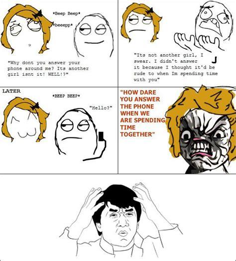 Meme Woman Logic - phone women logic know your meme