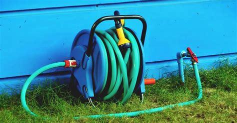 hose reel reviews quality complete garden hose