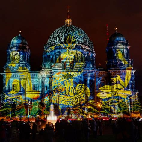 Not So Light Feast Of Lights by Berlin Festival Of Lights Awesome Berlin