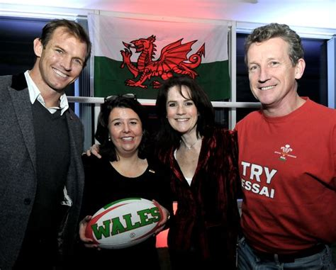 thomas hughes university of leeds wales v france six nations pre match party at eversheds in