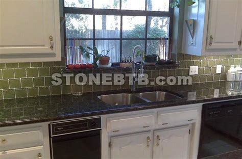 Verde Kitchen by Verde Butterfly Granite Countertop Pictures Roselawnlutheran