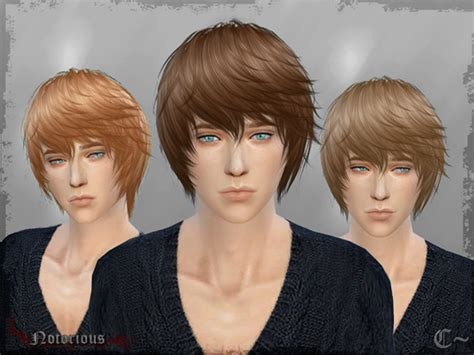 sims 4 male hairstyles sims 4 hairs simssticle cazy s hairstyle