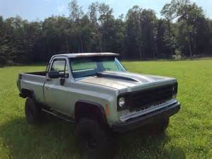 find used 1978 chevy truck k10 4x4 lifted new paint