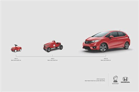 Honda Ad by Honda Outdoor Advert By Grip Limited Best New Small Car