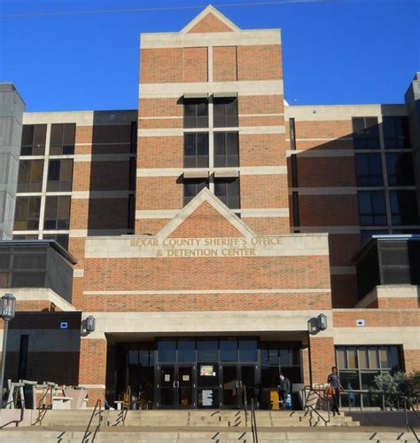 Central Booking Tx Bexar County Lawsuit Challenges Constitutionality Of