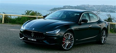 Maserati Gransport Review by 2018 Maserati Ghibli S Gransport Review