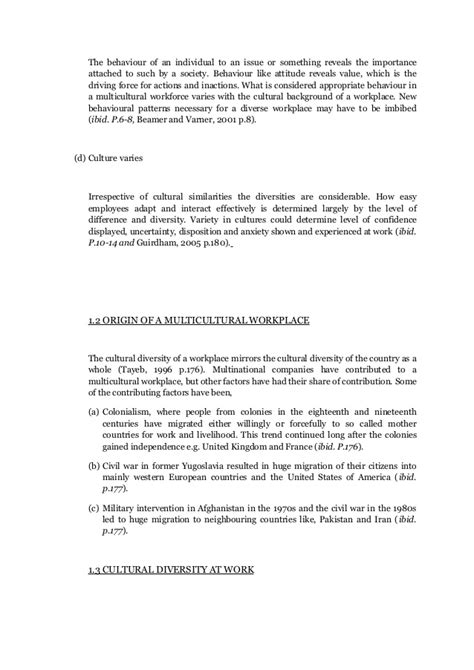 thesis about multicultural education multicultural essay is a multicultural country essay