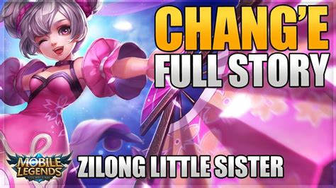 chang e mobile legend mobile legends new chang e story lore skills