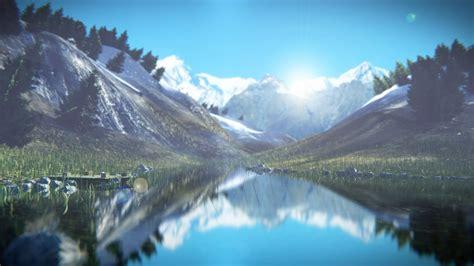 tutorial blender landscape creating a mountain landscape in blender youtube