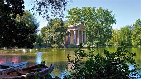 villa borghese giardini pictures of villa borghese rome italy italyguides it
