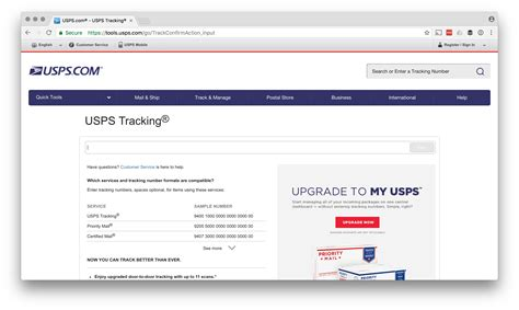ebay no tracking number usps tracking number