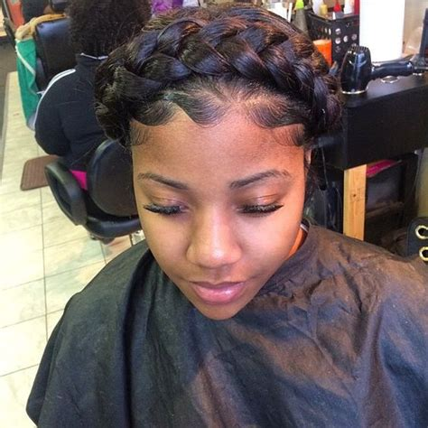 one big braids stylist feature love this goddess braid done by