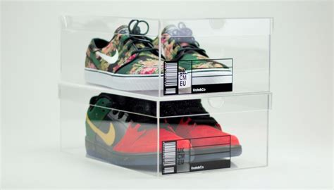 clear sneaker box kicks deals official website 20 awesome gifts for