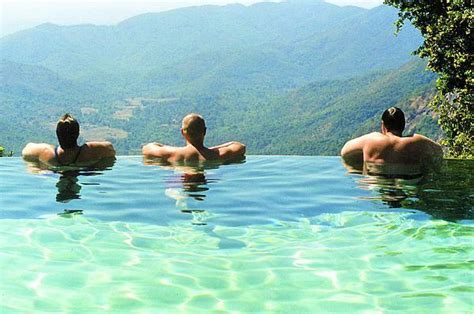 wildernest goa infinity pool wildernest nature resort