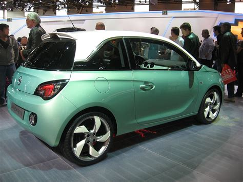 opel green file opel adam green rear jpg wikimedia commons