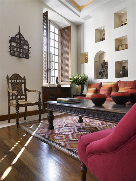 home interior design indian style 2018 ethnic indian living room interiors