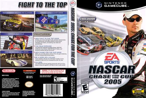emuparadise nintendo takedown nascar 2005 chase for the cup iso