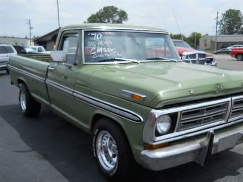 1970 Ford F100 For Sale 1970 Ford F100 For Sale Html Autos Weblog