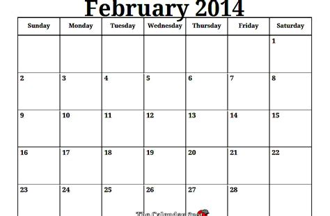 search results for calendar 2014 full page printable