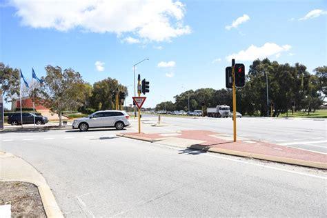 drive cam red light mandurah s first speed cameras put dodgy drivers on alert