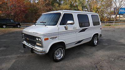 security system 1994 chevrolet sportvan g20 instrument cluster chevrolet g 20 conversion van cars for sale