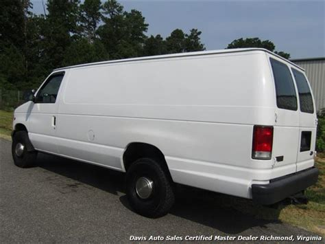 how things work cars 2000 ford econoline e350 parking system 2000 ford e 350 sd 7 3 diesel super extended econoline cargo work commercial