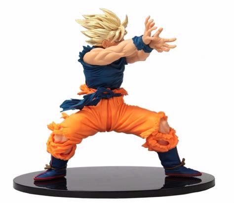 Banpresto Craneking Z Saiyan 2 Goku goku saiyan z banpresto kame hame ha