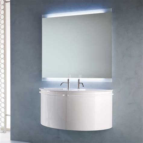 mobile bagno doppio un bagno per due mobile con doppio lavabo arredamento