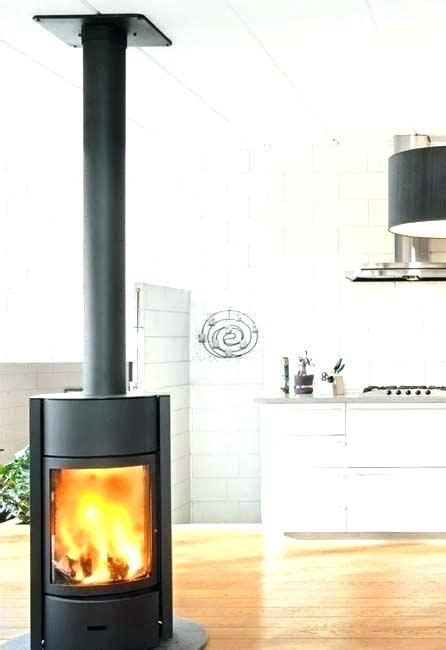 architecture freestanding direct vent gas fireplace modern