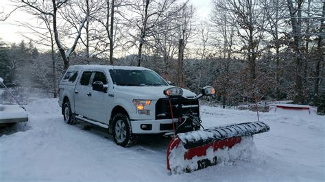 snow plow   screw page  ford  forum