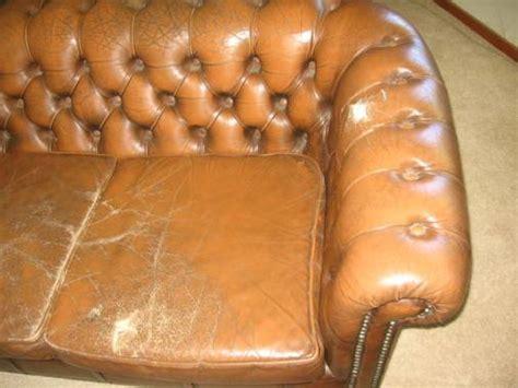 Leather Sofa Crack Vbggett Cracking Leather Sofa