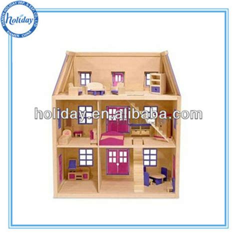 model house decoration beautiful cardboard house model paper house with interior