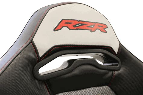 rzr seat belt pass through all new dragonfire harness pass through bezel polaris