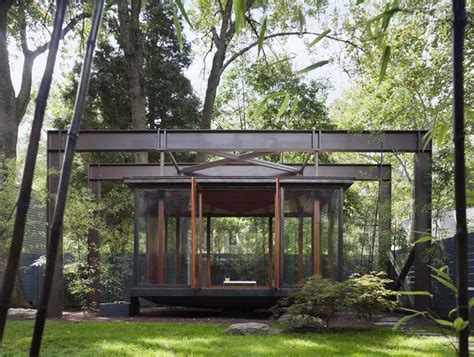 japanese style architecture japanese style tea house by david jameson architects