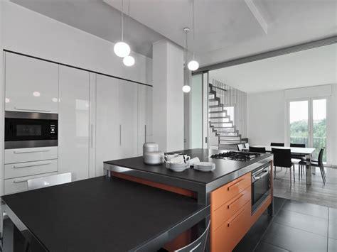 photo de cuisine ouverte avec ilot central cuisine ouverte avec 238 lot central 58 sublimes mod 232 les d