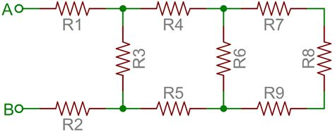 resistor network circuits resistors learn sparkfun