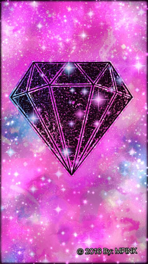 wallpaper galaxy diamond 169 2016 galaxy diamond wallpaper backgrounds pinterest