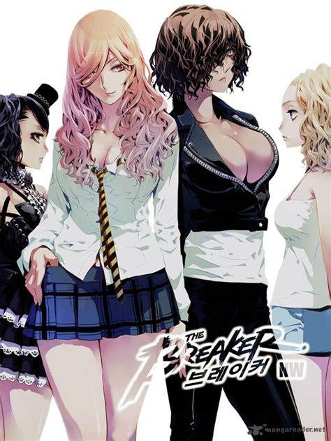 new mangas the breaker new waves 148 read the breaker new waves