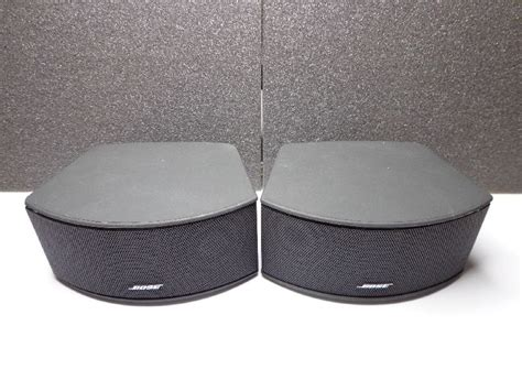bose cinemate gemstone 321 gs gsx series i ii iii black