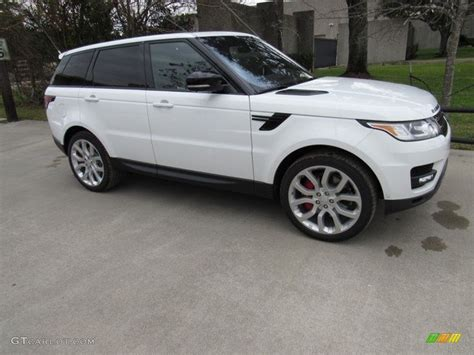 land rover supercharged white 2017 fuji white land rover range rover sport supercharged