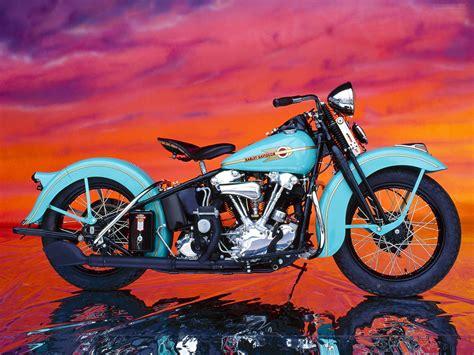 wallpaper classic motorcycle 1938 harley davidson knucklehead desktop wallpaper