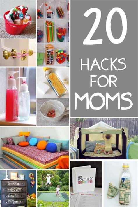 diy hacks home 20 hacks for moms