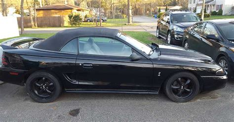1994 mustang gt for sale 4th generation 1994 ford mustang gt convertible for sale