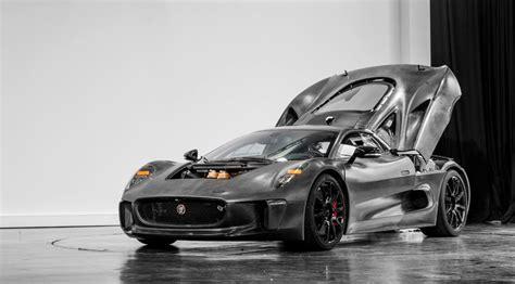 Jaguar C X75 (2013) review by CAR Magazine