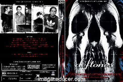 deftones dvd deftones live in myspace optimus secret show lisbon