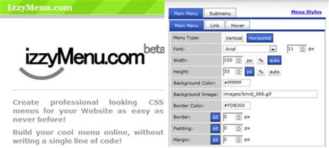 javascript link pattern drop down menu esempi e tutorial con css e javascript