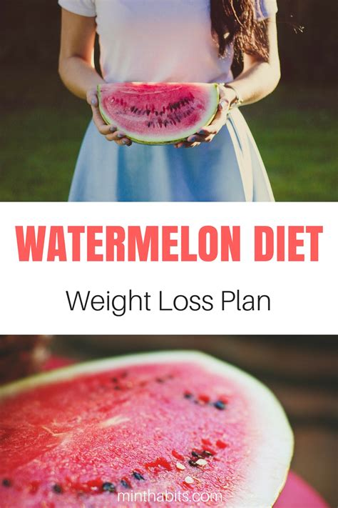 The Watermelon Diet For Weight Loss And Detoxing by Watermelon Diet Plan Review Results Weight Loss