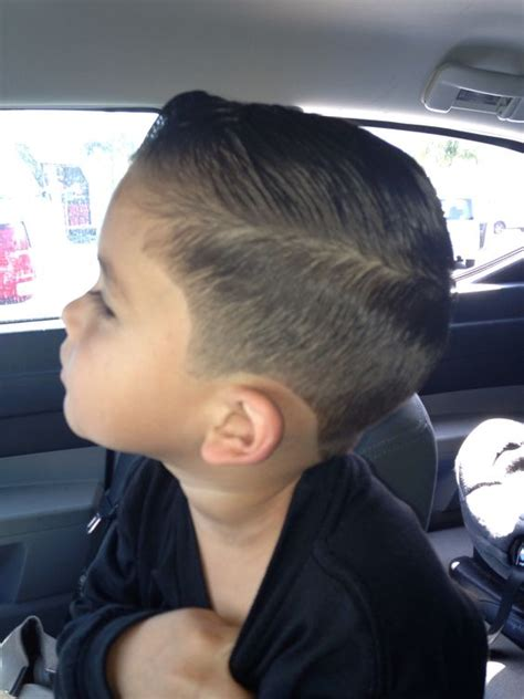 Boy Haircuts That Tight On Side   boy hair cut side view for those who have been asking