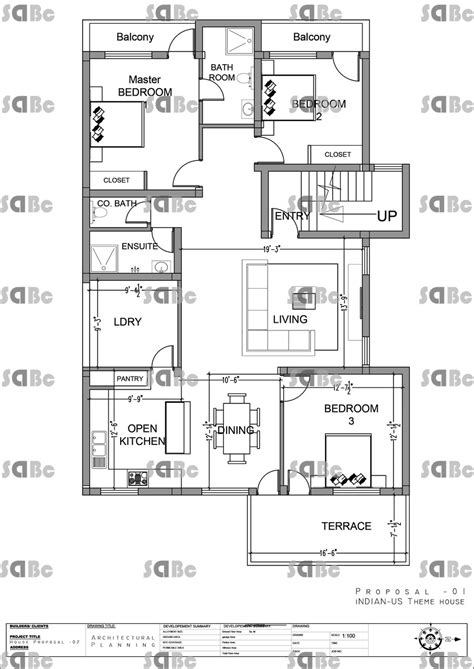 civil engineering house plans civil floor plan civil engineering floor plans of building 27 ftx24 ft civil