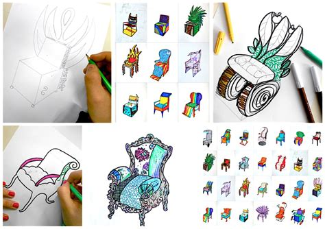design  chair worksheet